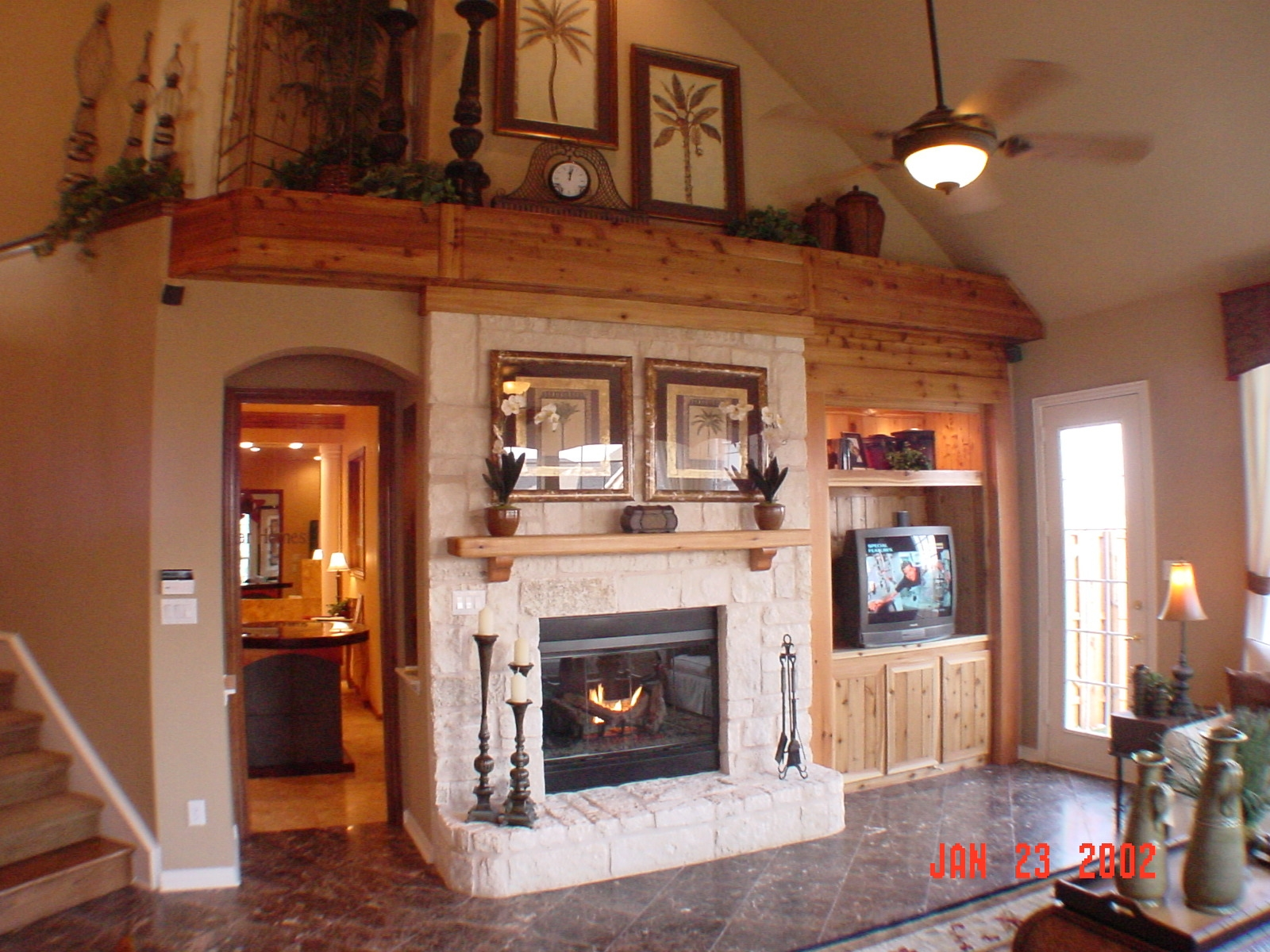 Fireplace Mantels Dallas Texas